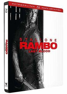 Rambo - Last Blood - Limitiertes Uncut Steelbook (Import ohne deutschen Ton)
