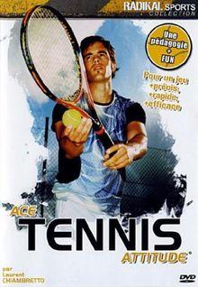 Ace tennis attitude