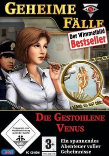 Geheime Fälle: Die gestohlene Venus