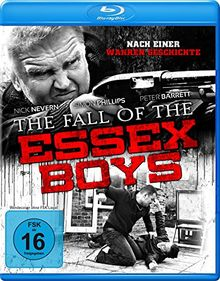 The Fall of the Essex Boys [Blu-ray]