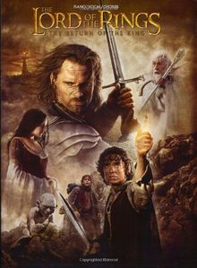 The Lord of the Rings the Return of the King: Piano/Vocal/Chords (Piano Solo)