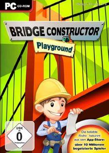 Bridge Constructor Playground - [PC]