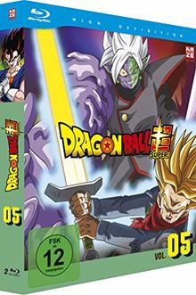 Dragon Ball Super - Blu-ray Box 5 (2 Blu-rays) - Episoden 62-76