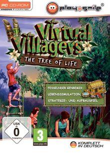 Virtual Villagers - Tree of Life
