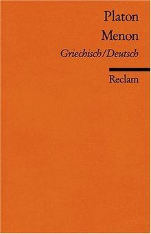 Menon: Griech./Dt.