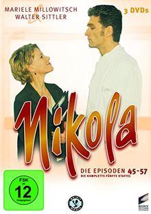Nikola - Die Episoden 45-57 [3 DVDs]