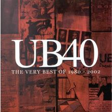 The Very Best of Ub 40 [Nouvel