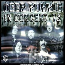 In Concert'72 (2012 Remix) [Vinyl LP]