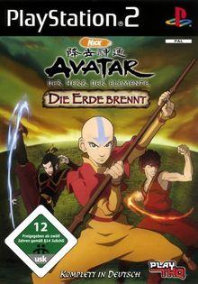 Avatar: Der Herr der Elemente - Die Erde brennt [Software Pyramide]