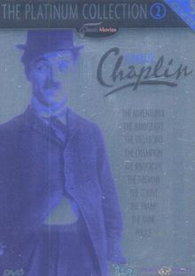 Charlie Chaplin - Platinum Collection 2 [5 DVDs]