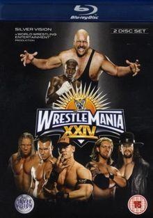WWE - Wrestlemania 24 [Blu-ray]