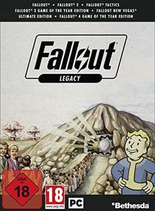 Fallout Legacy Collection - [PC]