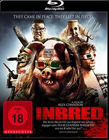 Inbred [Blu-ray] [ungeschnittener Directors Cutt] [Director's Cut]