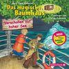 Verschollen auf hoher See: 1 CD (Das magische Baumhaus, Band 22)