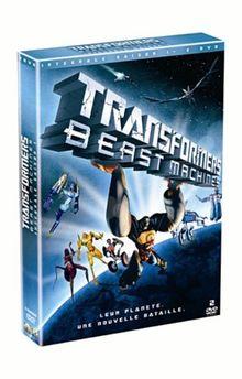 Transformers - beast machines, saison 1 [FR Import]