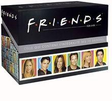 Friends : L'intégrale Saisons 1 à 10 - 35 DVD - Edition Limitée