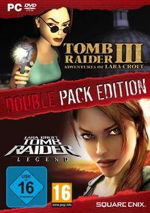 Tomb Raider III & Tomb Raider Legend Double Pack - [PC]