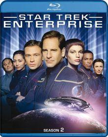Star Trek - Enterprise/Season 2 [Blu-ray]