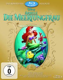 Arielle die Meerjungfrau - Trilogie [Blu-ray]