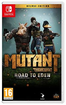 Mutant Zero Year Road zum Eden Deluxe Edition-Switch-Spiel
