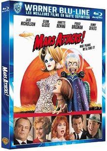 Mars attacks [Blu-ray] [FR Import]