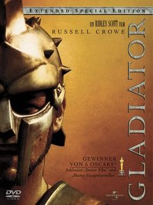 Gladiator (Extended Special Edition, 3 DVDs) [Special Edition] [Special Edition]