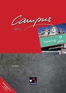 Campus C - neu / Gesamtkurs Latein in drei Bänden: Campus C - neu / Campus C Training 2 - neu: Gesamtkurs Latein in drei Bänden