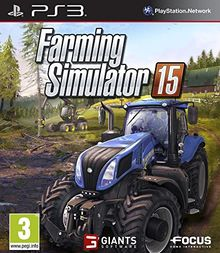 Third Party - Farming Simulator 15 Occasion [ PS3 ] - 3512899113602