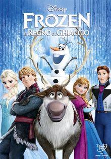 Frozen - Il regno di ghiaccio [IT Import]