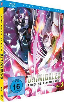Daimidaler - Vol. 3 (Mediabook) [Blu-ray]