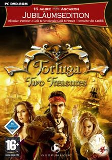 Tortuga - Two Treasures (inkl. Patrizier 2 Gold / Port Royale Gold / Piraten - Herrscher der Karibik)