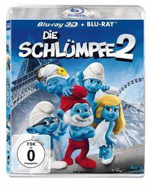 Die Schlümpfe 2 (3D Version + Blu-ray)