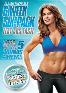 Jillian Michaels: 6 Week Six-Pack [UK Import]