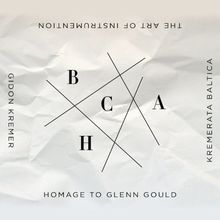 The Art of Instrumentation-Homage to Glenn Gould