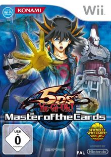 Yu-Gi-Oh! - 5D's Master of the Cards