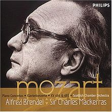 Wolfgang Amadeus Mozart: Klavierkonzerte KV 466 und 491