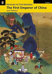 The First Emperor of China, w. CD-ROM/-Audio (Penguin Active Reading (Graded Readers))