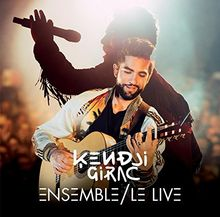 Ensemble - le Live (CD+Dvd Bluray)