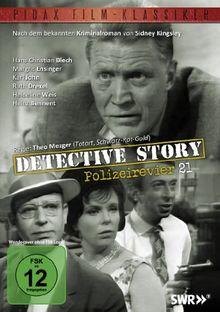 Pidax Film-Klassiker: Detective Story - Polizeirevier 21