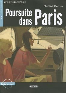 Poursuite Dans Paris+cd (Lire Et S'Entrainer)