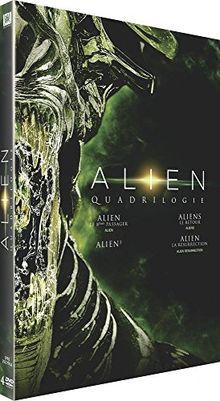 Coffret quadrilogie alien