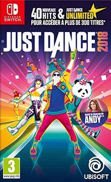 Just Dance 2018 Jeu Switch