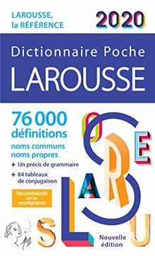 Dictionnaire Poche Larousse