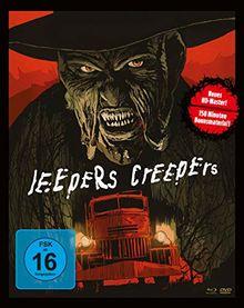 Jeepers Creepers (Mediabook, Blu-ray + DVD + Bonus-DVD)