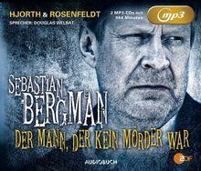 Sebastian Bergman: Der Mann, der kein Mörder war (ungekürzt, 2 MP3-CDs)