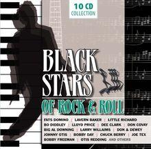 """200 weltberühmte Rock'n'Roll Hits """"Black Stars Of Rock & Roll"""""""