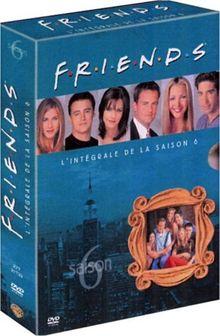Friends - L'Intégrale Saison 6 - Édition 3 DVD [FR Import]