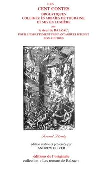 Les Cent contes drolatiques II: Second dixain (Les romans de Balzac, Band 9)
