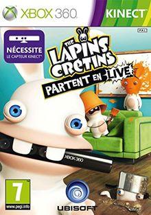 Les Lapins Cretins FR XBOX360