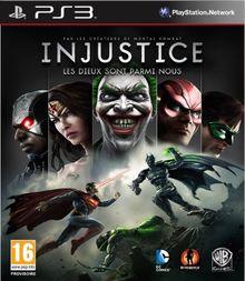 Third Party - Injustice : Les Dieux sont parmi nous Occasion [ PS3 ] - 5051889325581